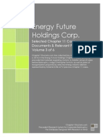 Energy Future Holdings Precedent Pack Volume 3 of 6