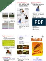Leaftlet Malaria