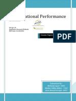 Organizational performance - K Electrics