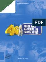 Programa Nacional Imunizacoes Pni40