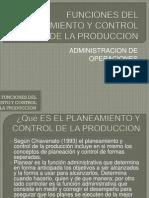 Funciones Del Planeamiento y Control de La Produccion Copia