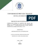 Monografia Metodologia de La Investigacion