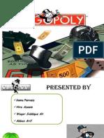 Group 3 Oligopoly