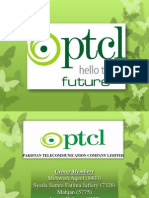 Sales Management Practices in PTCL