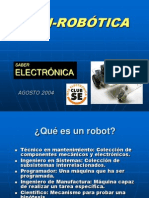 Mini Robo Madrid
