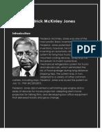 fredrick mckinley jones