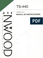 Kenwood+440+-+Spanish