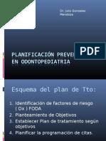 Planificacion preventiva