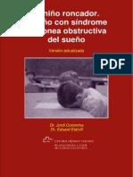 Patologia Obstructiva en Niños (Niño Roncador)