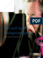 Microsoft Security Intelligence Report Volume 16
