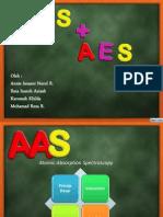 AAS,AES