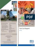 Project Cycle Management 2014 En