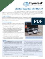 Perfilometro Dynatest-RSP 4