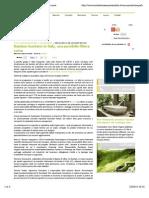 Bamboo Business in Italy, Una Possibile Filiera Corta