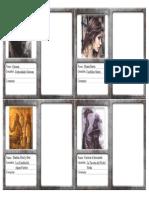 Cartas NPC para Aventura D&D en Aguafuertes 02