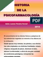 HISTORIA de La Psicofarmacología