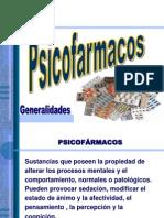 Psicofármacos, generalidades