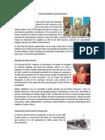 5 Hechos Históricos de Guatemala
