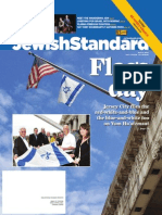 North Jersey Jewish Standard, May 9, 2014