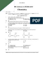 IIT-JEE Solved Chemistry 2006