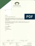 Meyado- Meretec - MITL - SFPlant 6 Month Report 4 May 2009