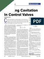 Cavitation Carlson