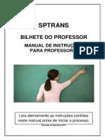 Manual Professor
