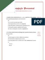 Conjugação pronominal_FInf e FT