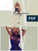 Beyonce 4 - Booklet