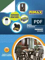 Catalogo RIMAX 2012