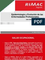 Enfermedades Ocupacionales en El Peru