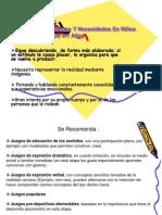 Principales Características Y Necesidades en Niños de 5-7