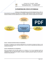 Fuerzas Porter