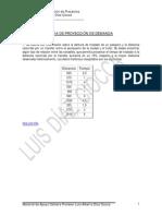 Ejercicios de Proyeccion de Demanda-1