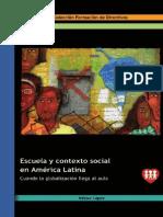Libro2EscuelaContextoSocialEnAmericaLatina_NestorLopez_2007