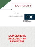 Exp. Economia Geologica y Minera. Ronny E. 8vo Semestre