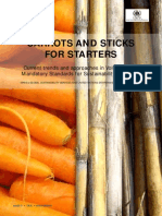 Carrots and Sticks Report