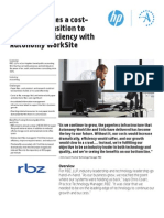 HP AUTONOMY ACCOUNTING 20121201 RL PSO Legal Compliance Performance Suite Web
