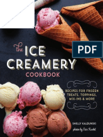 The Ice Creamery Cookbook