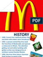Marketing Research on McDonald's