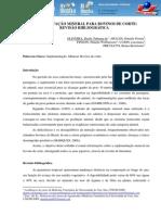 Suplementacao Mineral Para Bovinos de Corte Revisao Bibliografica