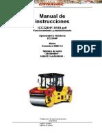 Rodillo Compactador Manual