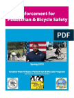 NORPC Enforcement for Pedestrian and Bicycle Safety Manual