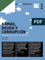 Armas, Deuda y Corrupción (Delàs 2013)