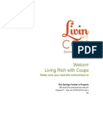 LRWC Grocery Savings Tracker