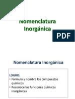 ppt Nomenclatura Inorgánica