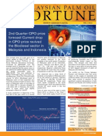 Malaysian Palm Oil FORTUNE 2014 Volume 3