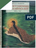 Al Adawiyya Rabia - Dichos Y Canciones de Una Mistica Sufi (Siglo VII)