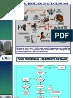 Fluxo Pedido Patente