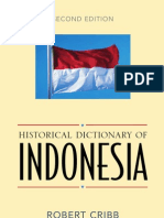 Dictionary of Indonesia